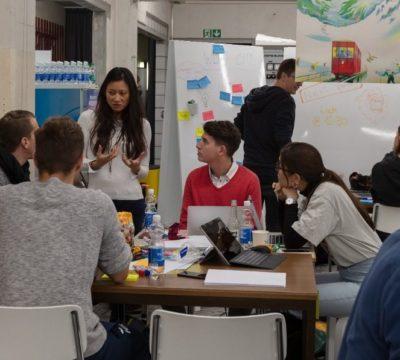 Erste Hackdays von und mit Master-Studierenden der HSLU