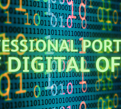 Professional Portrait - Chief Digital Officer with Maurice Willen