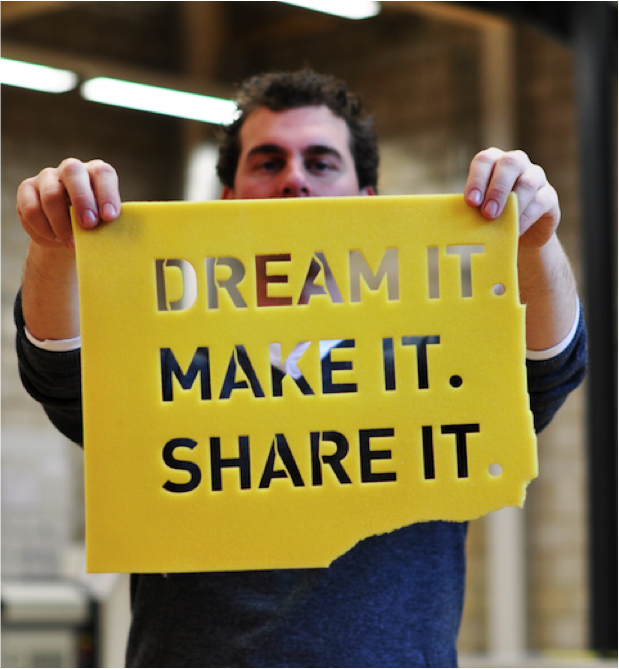 FabLab Luzern – dream it. make it. share it.