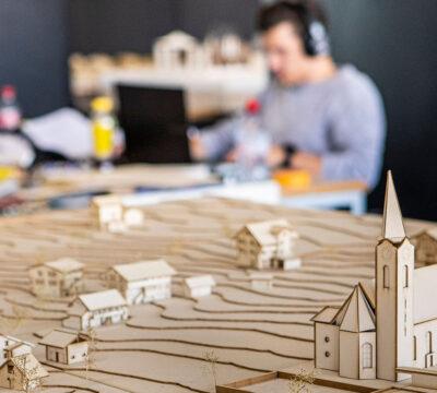 Architektur: Bachelor-Diplomarbeiten 2020