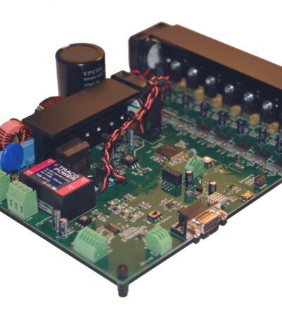 Controller mit Leistungselektronik für Klimaanlage