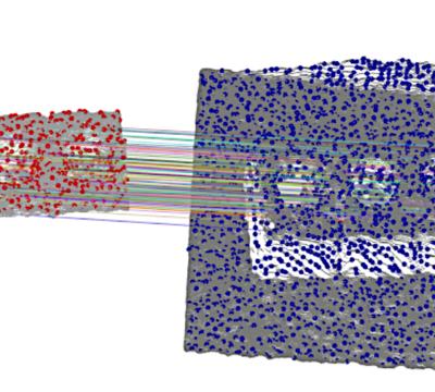 3D industrielle Objektdetektion mit Embedded System