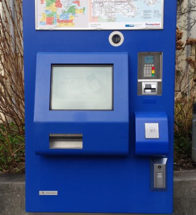Feld Service Billettautomat App – FSB App