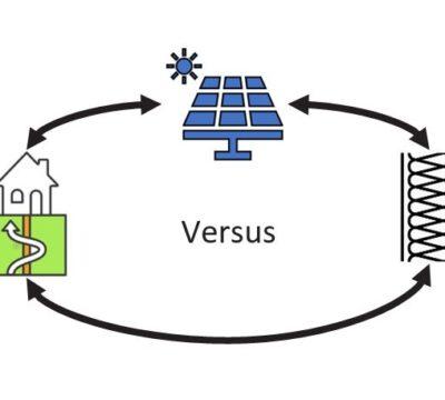 Heating Solution Analysis of Gasthaus Göscheneralp