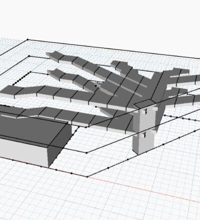 Parametrisches Planen Automatisierte Auslegung des Lüftungskonzepts anhand definierter Parameter