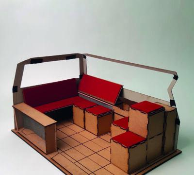 Konzeption und Vorbereitung der Markteinführung einer kundenspezifischen Schlafbox für den Campervan
