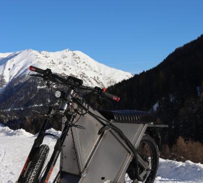 E-Moped-Konzept für AureusDrive