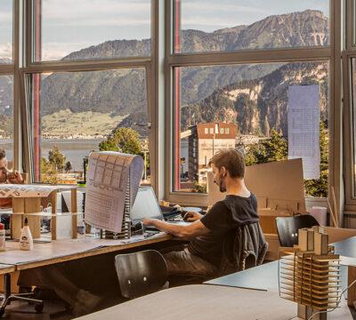 Architektur: Bachelor-Diplomarbeiten