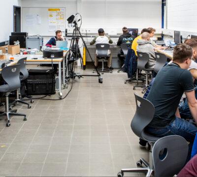 Maschinentechnik: Bachelor-Diplomarbeiten